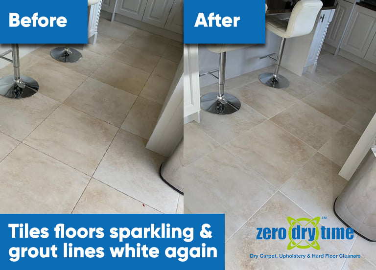tile & grout cleaning Lincoln